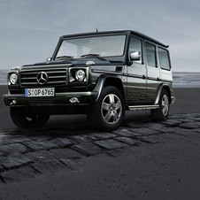 Mercedes-Benz G 320 CDI Station Longo