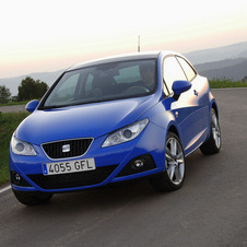 Seat Ibiza SC 1.2 TDI CR DPF Business Plus