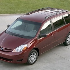 Toyota Sienna CE FWD with 7 Passenger Seating