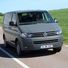 Volkswagen Transporter 2.0 TDI Bluemotion