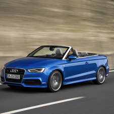 Audi A3 Cabriolet 1.6 TDI Attraction