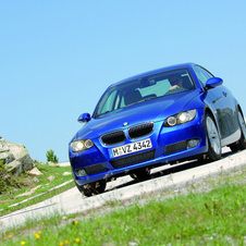 BMW 320d xDrive Coupe Auto (E92)