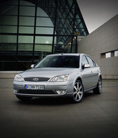 Ford Mondeo 2.0 Turbodiesel