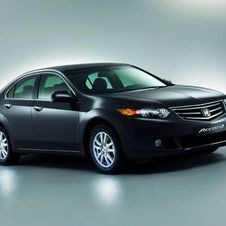 Honda Accord 2.2 i-DTEC Executive Advance AT Limited Edition