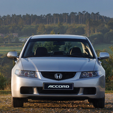 Honda Accord 2.4i Automatic
