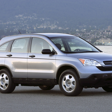 Honda CR-V LX 4WD 5-Spd AT
