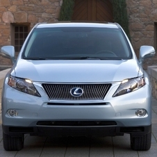 Lexus RX450h Executive