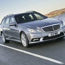 Mercedes-Benz E350 Estate CGI BlueEFF. Avantgarde