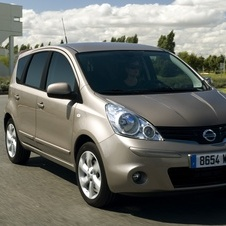 Nissan Note 1.5dCi 86cv Acenta Pack Urban Plus