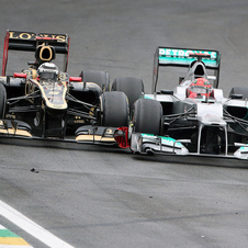 Mercedes and Lotus have both announced the presentation of their 2013 cars