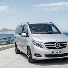 Mercedes-Benz V 250 BlueTEC