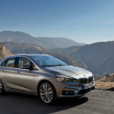 BMW 225i Active Tourer xDrive