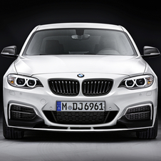 The M235i is the current top 2 Series
