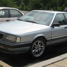 Audi 200 Turbo quattro Automatic