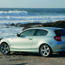 BMW 120i Coupe (E82)