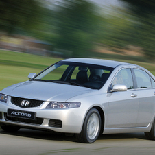 Honda Accord 2.4i
