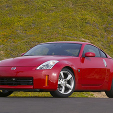 Nissan 350Z Coupé (US)