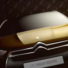 Citroën DS High Rider Concept