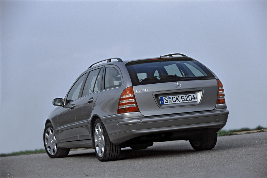 Mercedes-Benz C 230 Estate Automatic