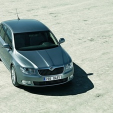 Skoda Superb 2.0 TDI DPF Ambition