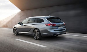 Engine range of the new Insignia Sports Tourer is yet to be announced