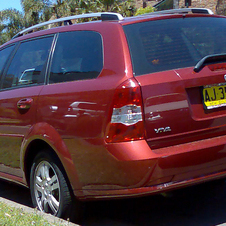 Holden Viva Wagon