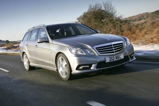 Mercedes-Benz E220 Estate CDI BlueEFF. SE