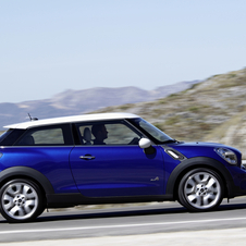 MINI (BMW) Cooper Paceman ALL4