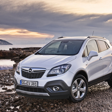 Opel Mokka 1.7 Enjoy