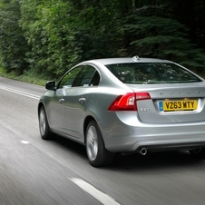 Volvo S60 1.6 T4 Summum Powershift