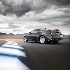 Cadillac CTS-V Coupe AT