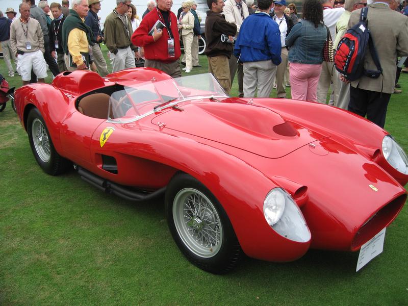 Ferrari 250 Testa Rossa 4 Photos And 43 Specs Autovivacom