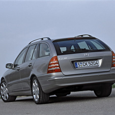 Mercedes-Benz C 230 Estate