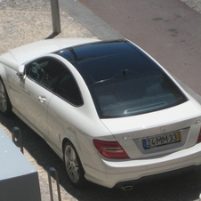 Mercedes-Benz C 250 CDI BlueEFFICIENCY Coupé