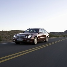Mercedes-Benz E 500 Estate