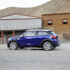 MINI (BMW) Cooper Paceman ALL4 Automatic