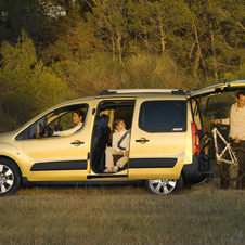 Citroën Berlingo Combi 1.6HDi 90 FAP Airdream Exclusive