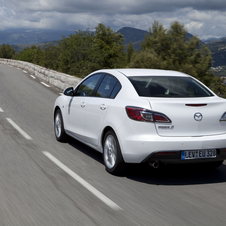 Mazda 3 CS MZ-CD 1.6 Exclusive Plus