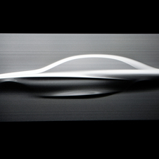 The Aesthetics S is meant to show the shape of the next S-Class