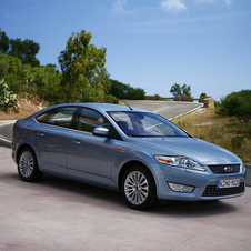 Ford Mondeo 1.8TDCi Trend