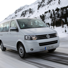 Volkswagen Multivan 2.0 TDI Bluemotion