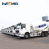 Advantages of Cleaning Concrete Mixer Truck