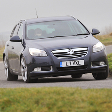 Opel Insignia Sports Tourer 2.0 CDTI 130cv Cosmo Active Select