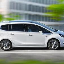 Opel Zafira 1.4 Turbo Innovation