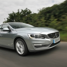 Volvo S60 D2 Kinetic Eco Powershift
