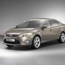 Ford Mondeo 2.0 TDCi S Powershift