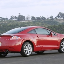 Mitsubishi Eclipse Coupé GT Automatic