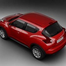 Nissan Juke 1.6i Turbo