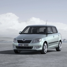 Skoda Fabia 1.6 TDI CR SE Plus