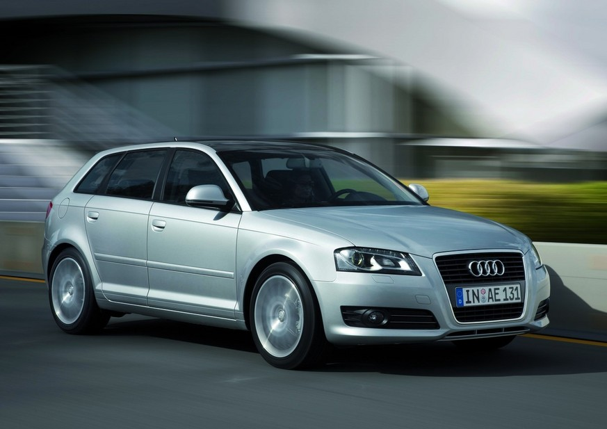 audi a3 sportback 3 2 v6 sport quattro s tronic 1 photo. Black Bedroom Furniture Sets. Home Design Ideas